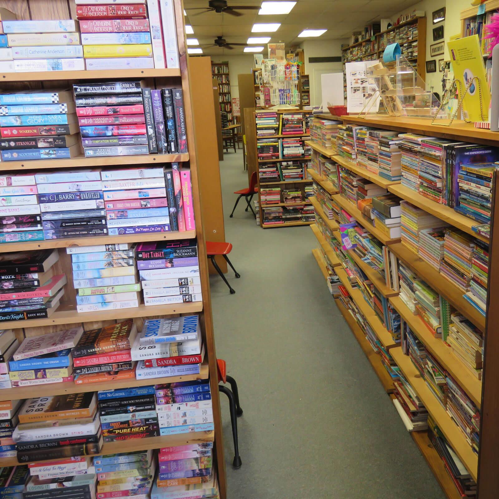 Used Book - Main Street Books
